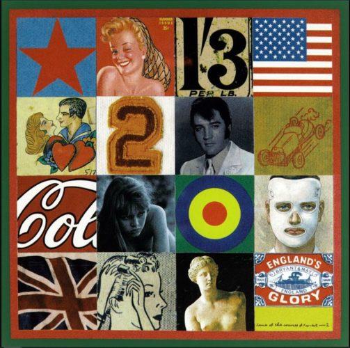 Sources Of Pop Art Ii by Peter Blake