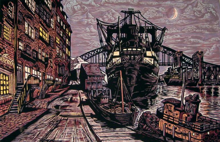 Twilight, Portsmouth Finest Hour by Don Gorvett