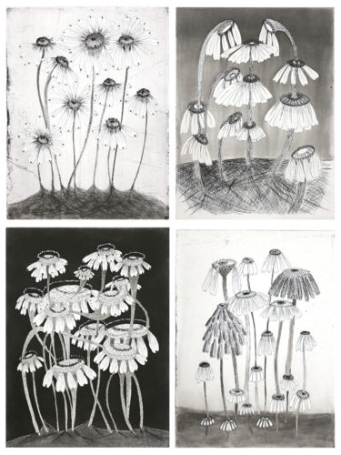 Variety Flowers by Kiki Smith