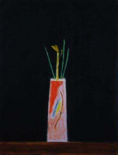 Still Life With Bird Vase by Craigie Aitchison