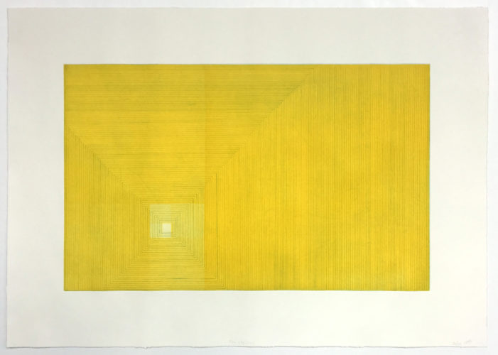 Phi (yellow) by Amber Heaton