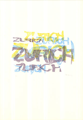 Zurich by Pol Bury
