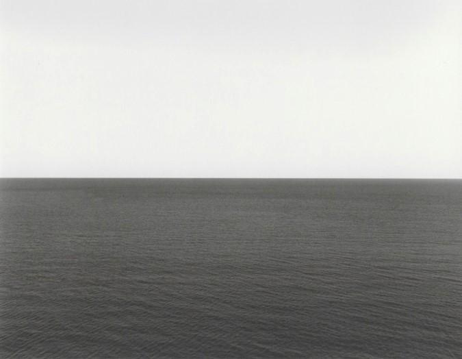 Time Exposed: #301 Caribbean Sea, Jamaica, 1980/1991 by Hiroshi Sugimoto