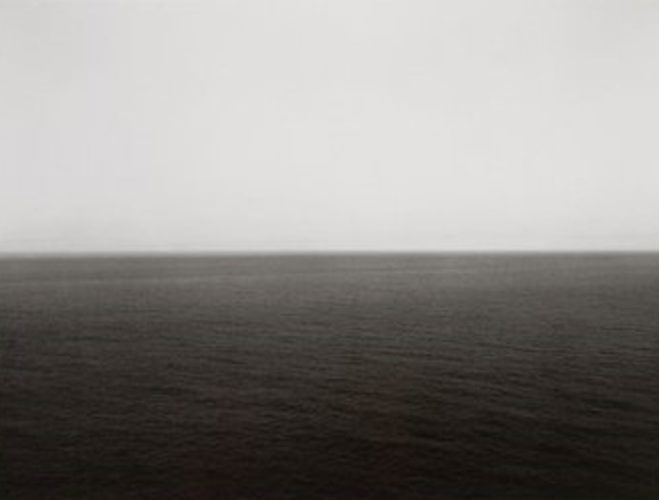 Time Exposed: #303 Atlantic Ocean, Newfoundland, 1982 by Hiroshi Sugimoto