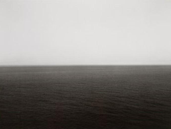 Time Exposed: #303 Atlantic Ocean, Newfoundland, 1982 by Hiroshi Sugimoto