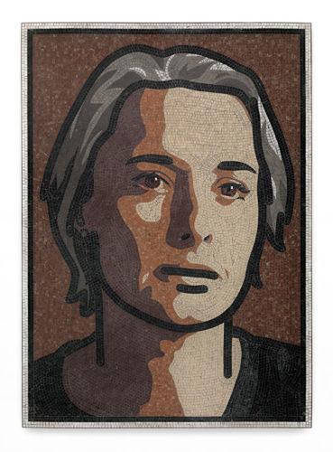 Johanna by Julian Opie