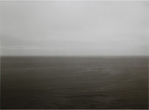 Time Exposed: #304, Atlantic Ocean, Martha's Vineyard by Hiroshi Sugimoto