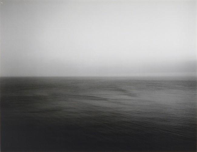 Time Exposed: #305: Sea Of Japan, Hokkaido by Hiroshi Sugimoto