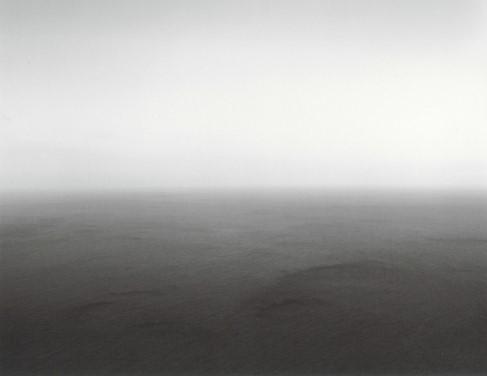 Time Exposed: #307 Sea Of Japan, Oki, 1987 by Hiroshi Sugimoto
