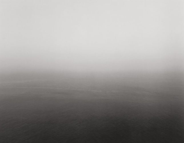 Time Exposed: #311 Sea Of Japan, Oki by Hiroshi Sugimoto