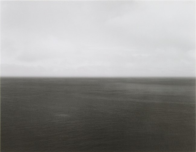 Time Exposed: #336 North Sea Berriedale 1990 by Hiroshi Sugimoto
