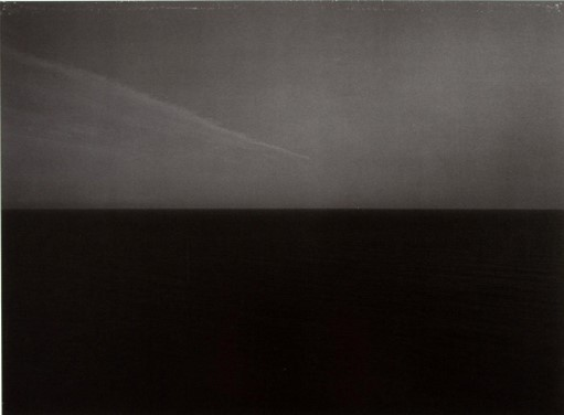 Time Exposed: #338 Irish Sea Isle Of Man 1990 by Hiroshi Sugimoto