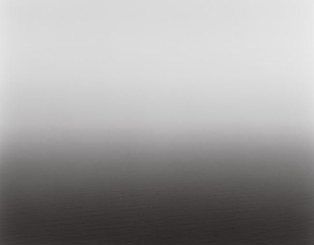 Time Exposed: #349 Aegean Sea Pilion 1990 by Hiroshi Sugimoto