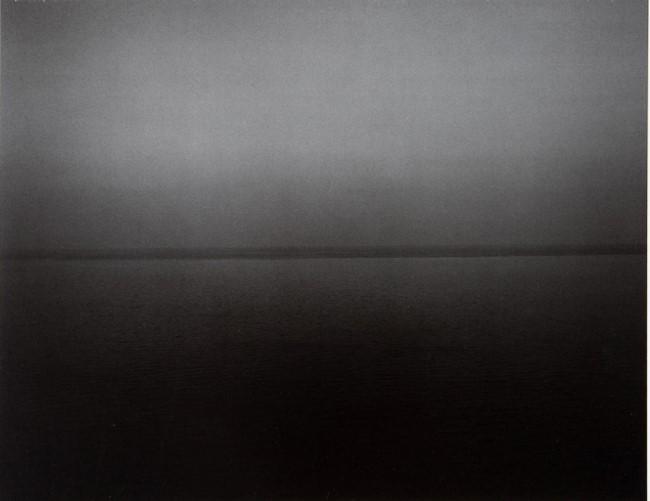 Time Exposed: #354 Miltoan Sea Sounion 1990 by Hiroshi Sugimoto