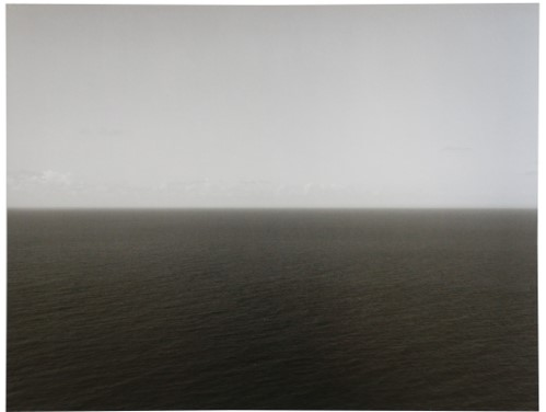 Time Exposed: #363 Bay Of Biscay Bakio 1991 by Hiroshi Sugimoto