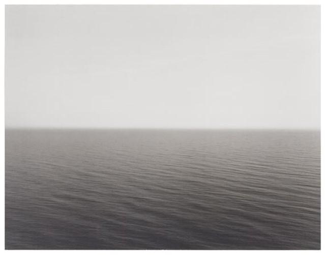 Time Exposed: #367 Black Sea Inebolu 1991 by Hiroshi Sugimoto