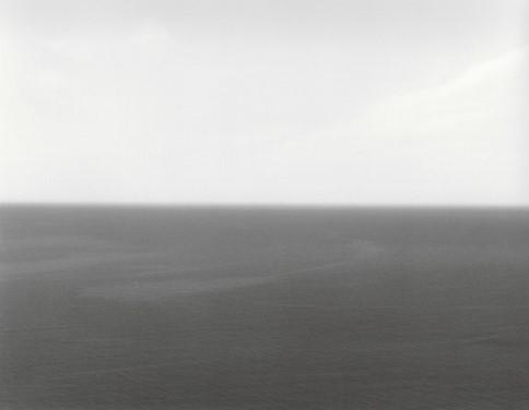 Time Exposed: #368 Black Sea Oakbayir 1991 by Hiroshi Sugimoto