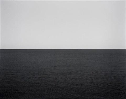 Time Exposed: #370 Marmara Sea, Silivli, 1991 by Hiroshi Sugimoto