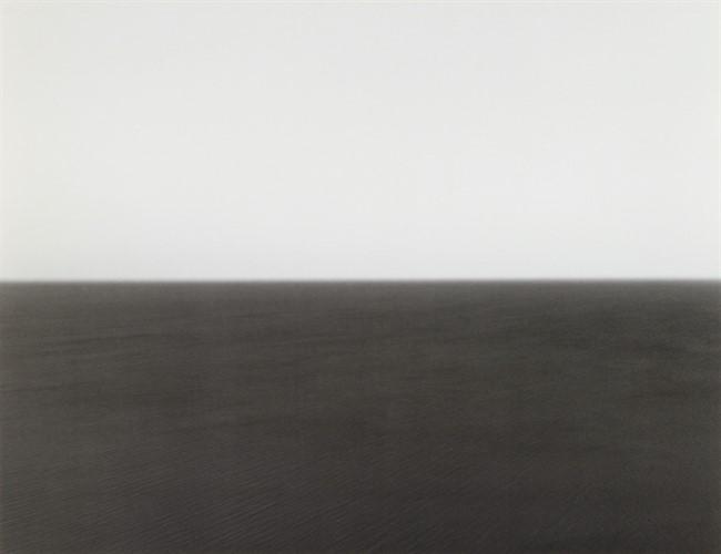 Time Exposed: #371 Marmara Sea Silivli 1991 by Hiroshi Sugimoto