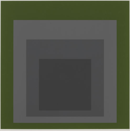 Sp Iii by Josef Albers at