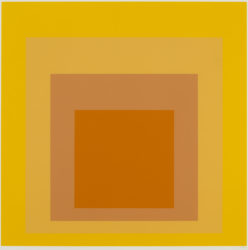 Sp Iv by Josef Albers at
