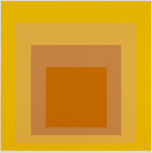 Sp Iv by Josef Albers
