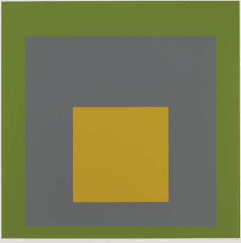 Sp Viii by Josef Albers at