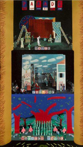 A French Triple Bill by David Hockney