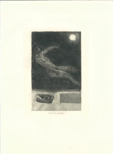 Détritus Humain (human Garbage) by Félicien Joseph Victor Rops at