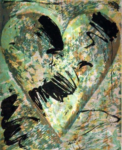 Called By Sake by Jim Dine