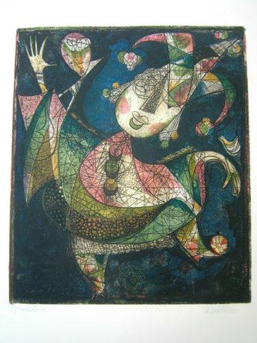 Fridolin I by Alfred Finsterer