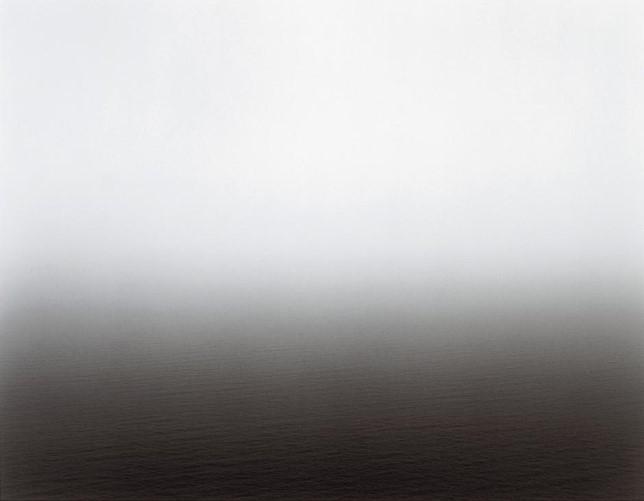 Time Exposed: #350 Aegean Sea Pilion 1990 by Hiroshi Sugimoto