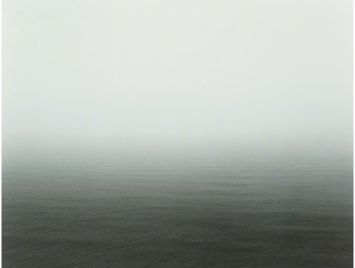 Time Exposed: #366 Black Sea Ozuluce 1991 by Hiroshi Sugimoto