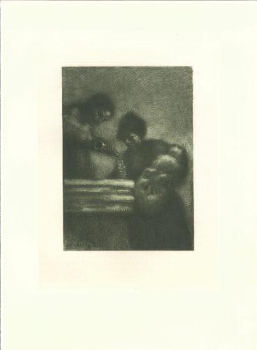 L'alcool by Gaston La Touche