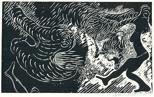 Surferin by Antonius Höckelmann