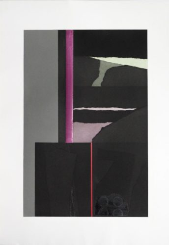 Untitled From 'aquatints Portfolio' by Louise Nevelson