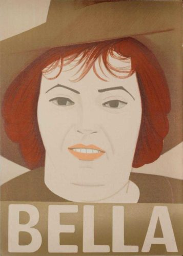 Bella by Alex Katz at Alex Katz