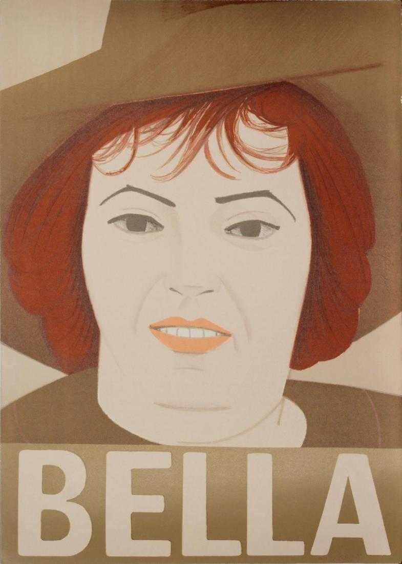Bella by Alex Katz