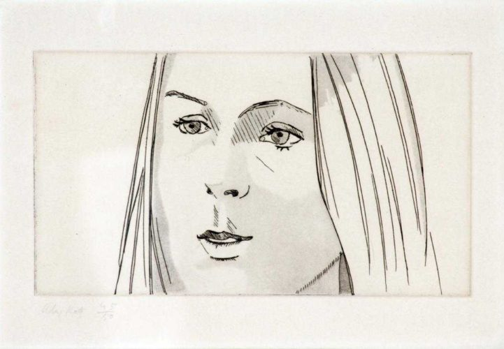 Harmony by Alex Katz at Alex Katz