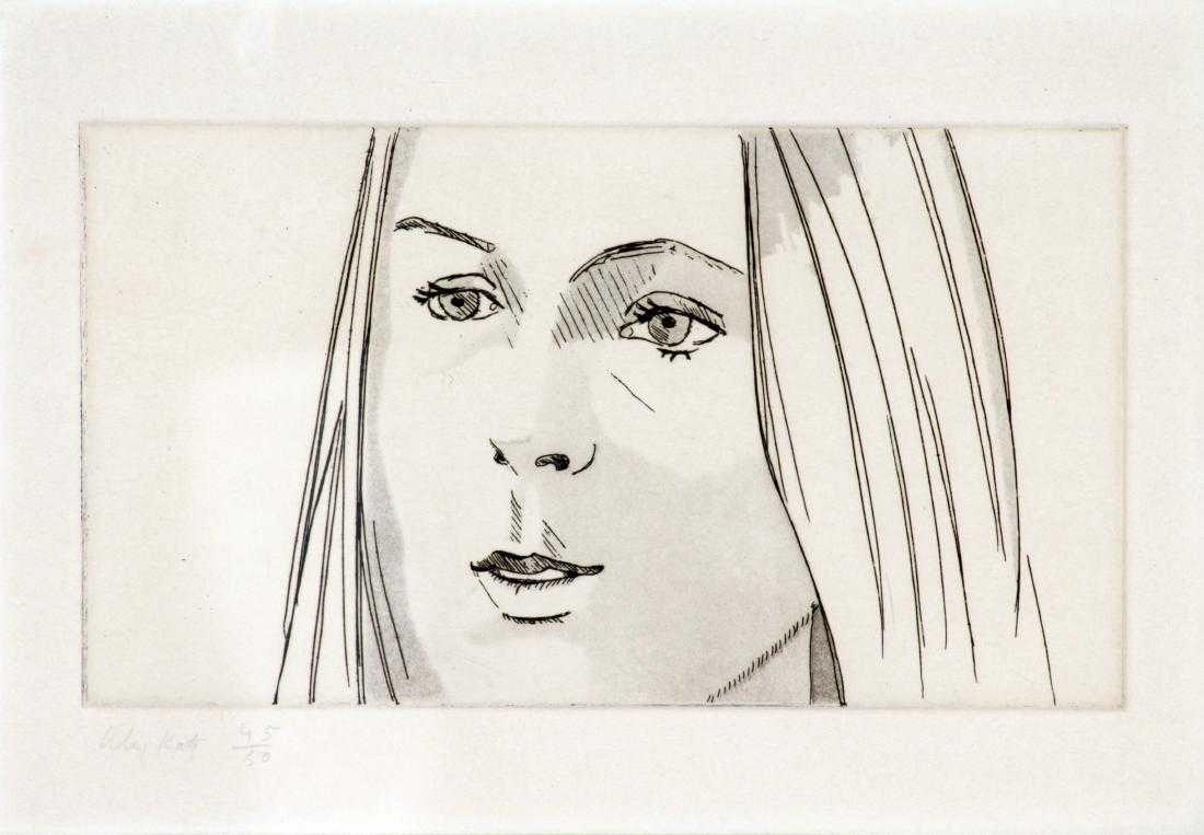 Harmony by Alex Katz