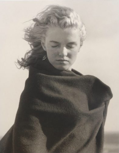 Marilyn Monroe I by Andre De Dienes