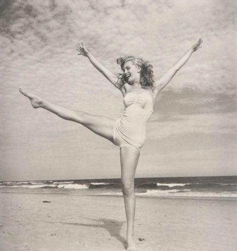 Marilyn Monroe Ii by Andre De Dienes