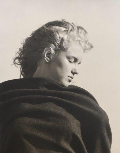 Marilyn Monroe Iii by Andre De Dienes