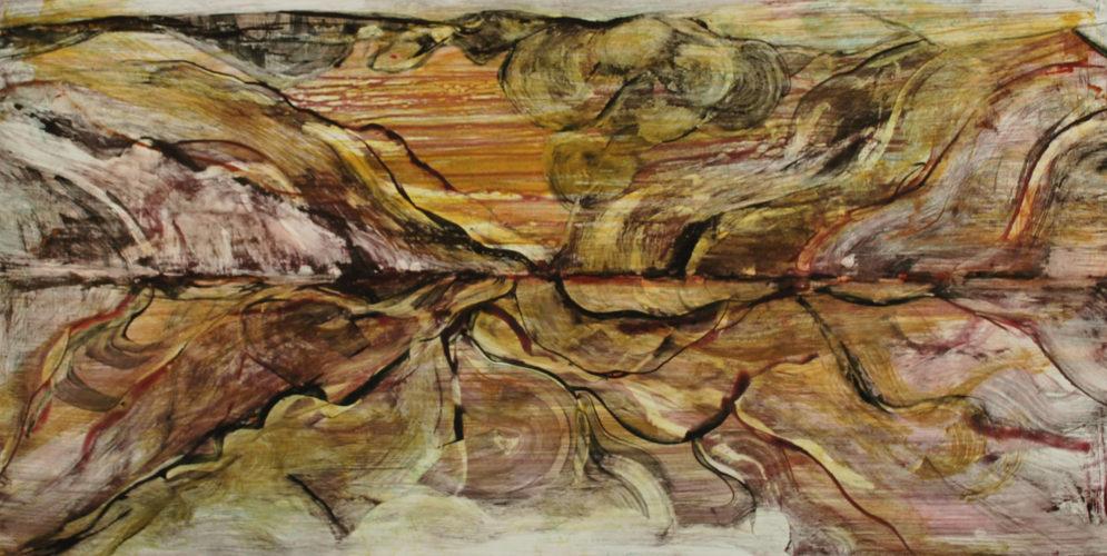 Every Breaking Wave #18 by Deborah Freedman at
