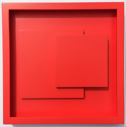 Adn Rouge by Genevieve Claisse