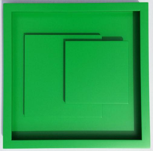 Adn Vert by Genevieve Claisse
