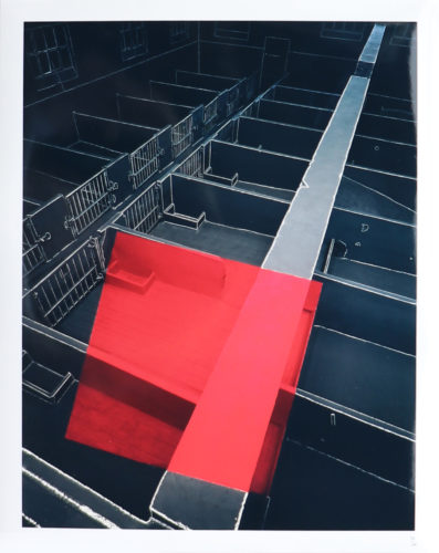 Cambrai by Georges Rousse at