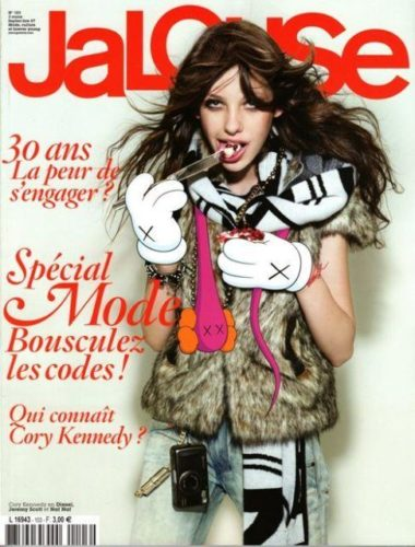 Jalouse -cory Kennedy by KAWS at