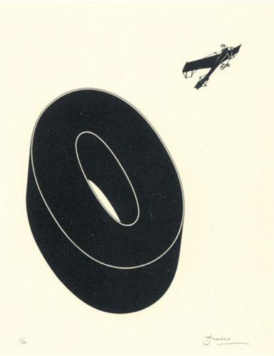 Poema Visual 20 by Joan Brossa