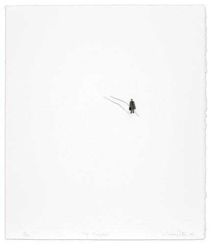 The Traveler by Liliana Porter